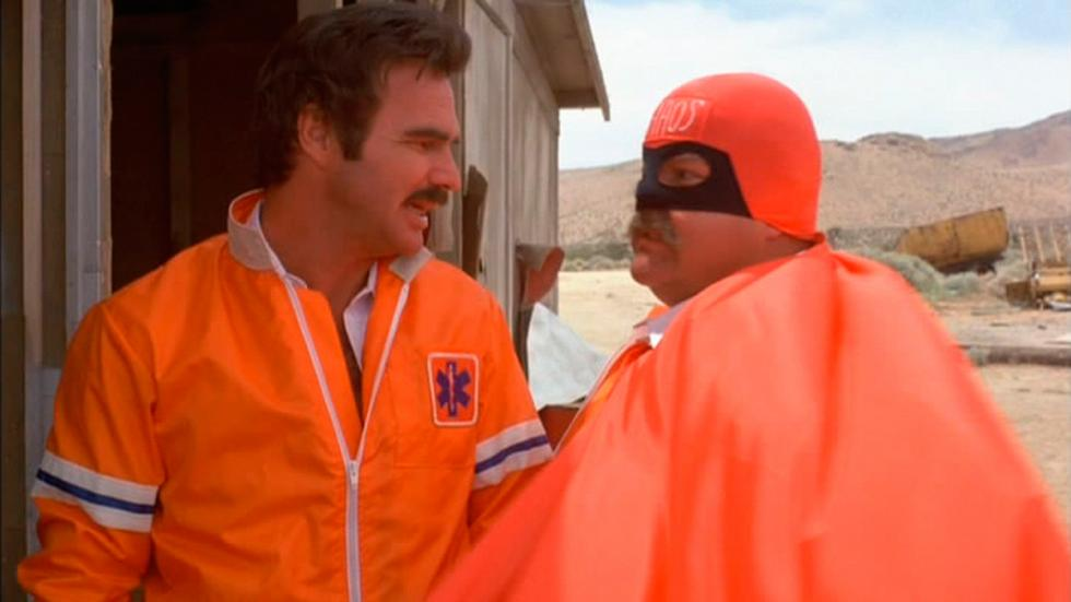 The Cannonball Run - protagonistas