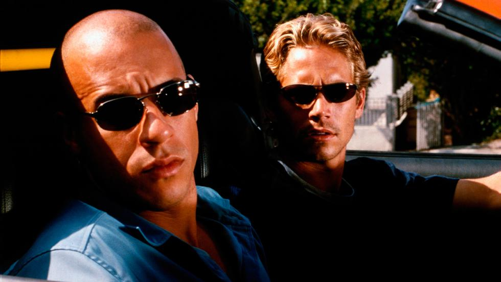 The Fast and The Furious - protagonistas