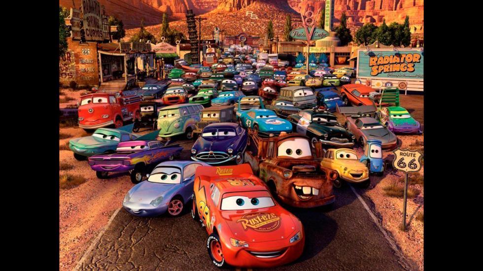 Cars - todos