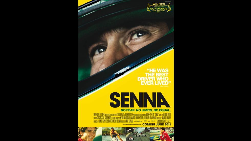 Senna - cartel
