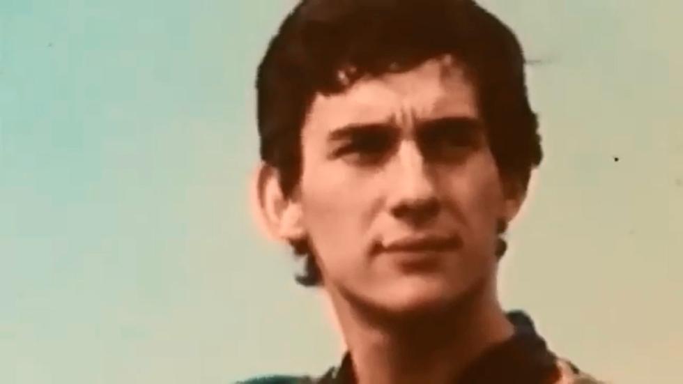Senna - juventud