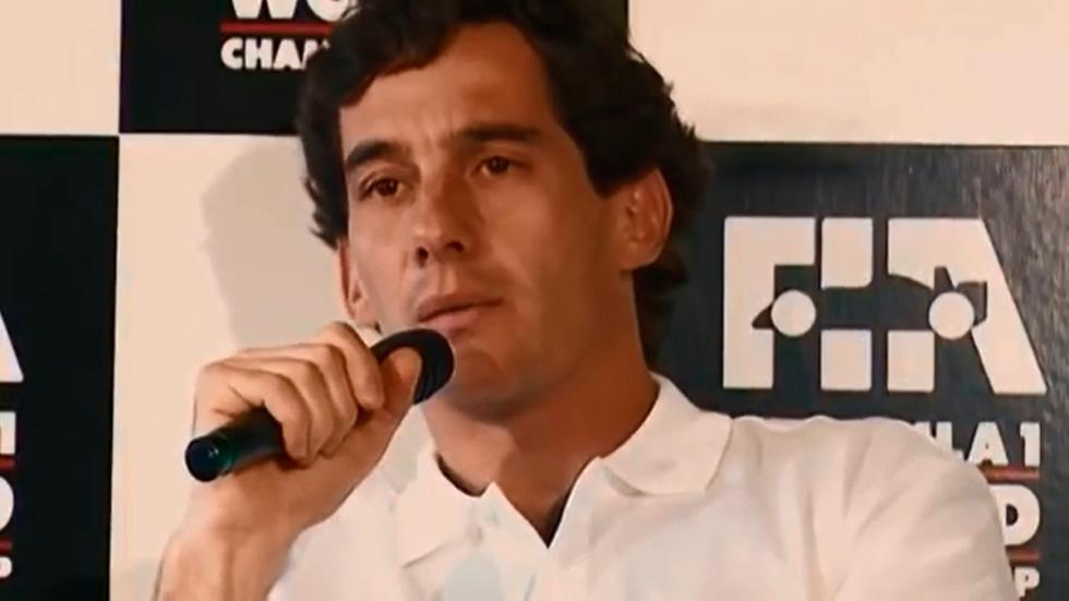 Senna - mayor