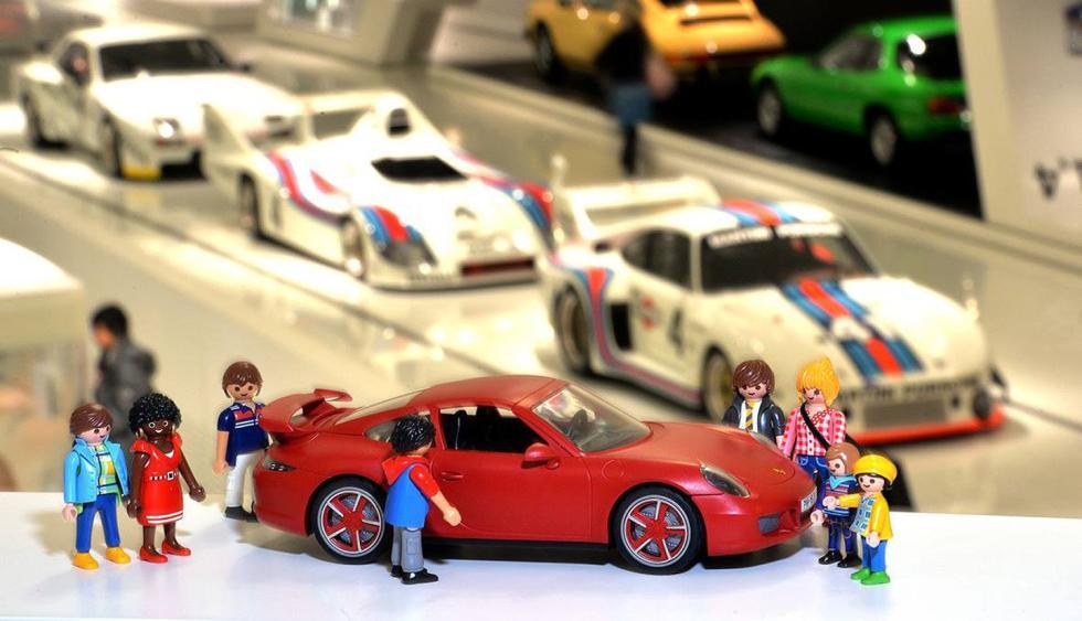 Porsche 911 Playmobil