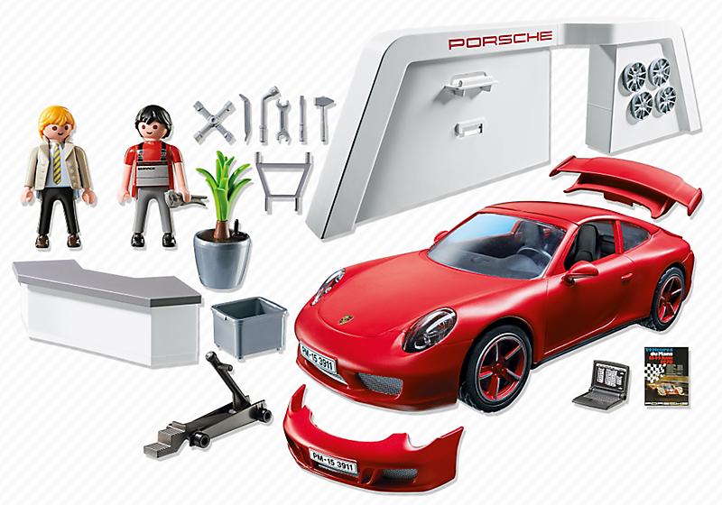 Porsche 911 Playmobil recambios