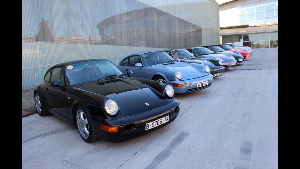 Porsche en ClassicAuto Madrid 2015