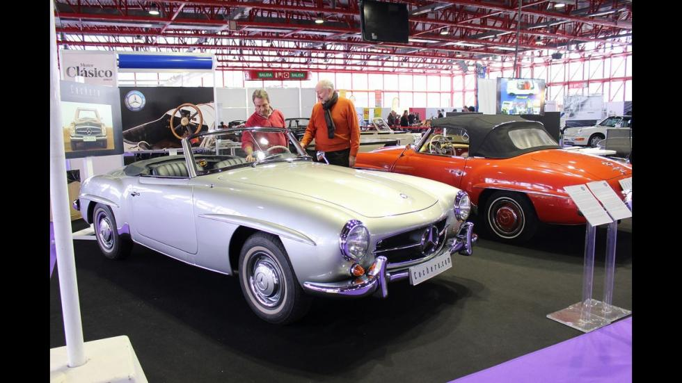 Mercedes-Benz SL Roadster en ClassicAuto Madrid