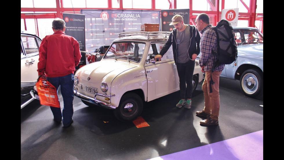 Fiat en ClassicAuto Madrid 2015