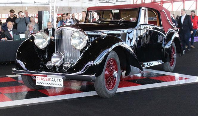 El salón del vehículo clásico en Madrid