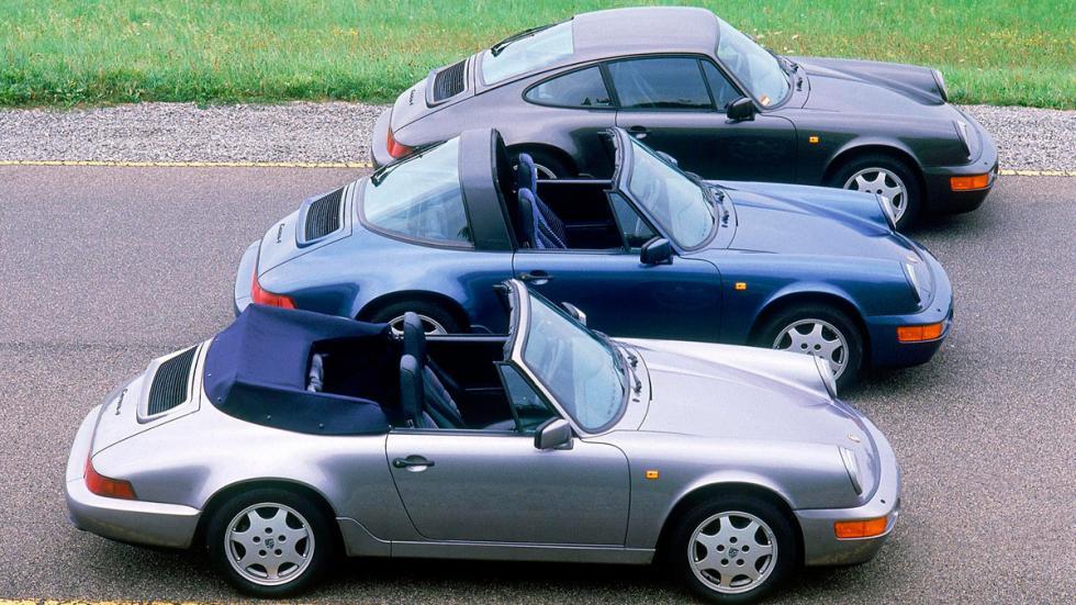 Navegador para Porsche clásicos - 964