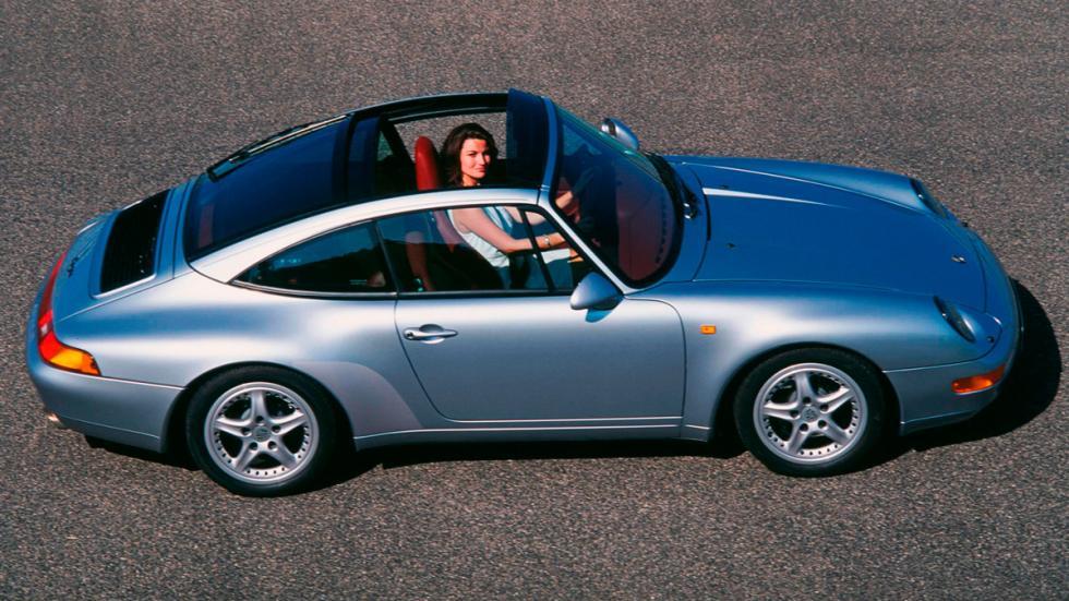 Navegador para Porsche clásicos - 993