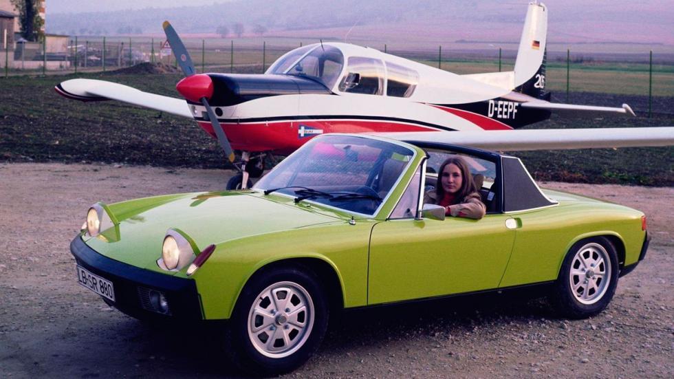 Navegador para Porsche clásicos - 914