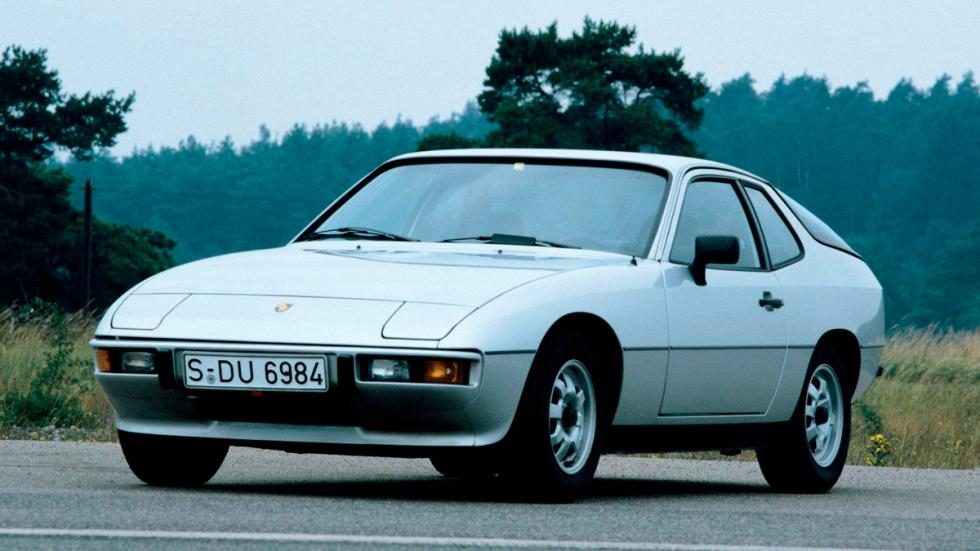 Navegador para Porsche clásicos - 924