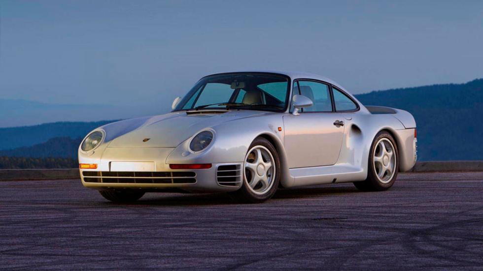 Navegador para Porsche clásicos - 959