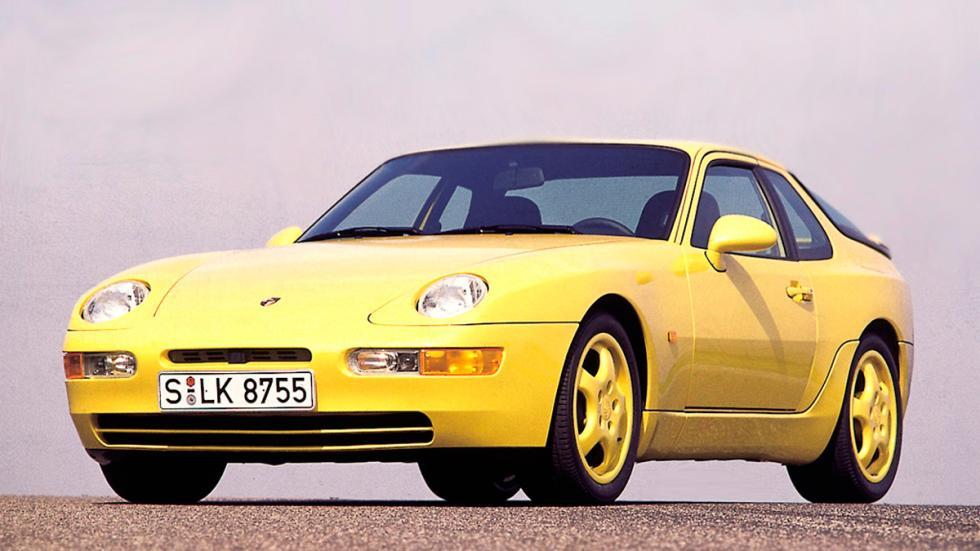 Navegador para Porsche clásicos - 968