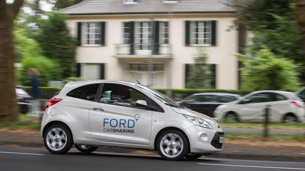 Proyecto de Carsharing de Ford