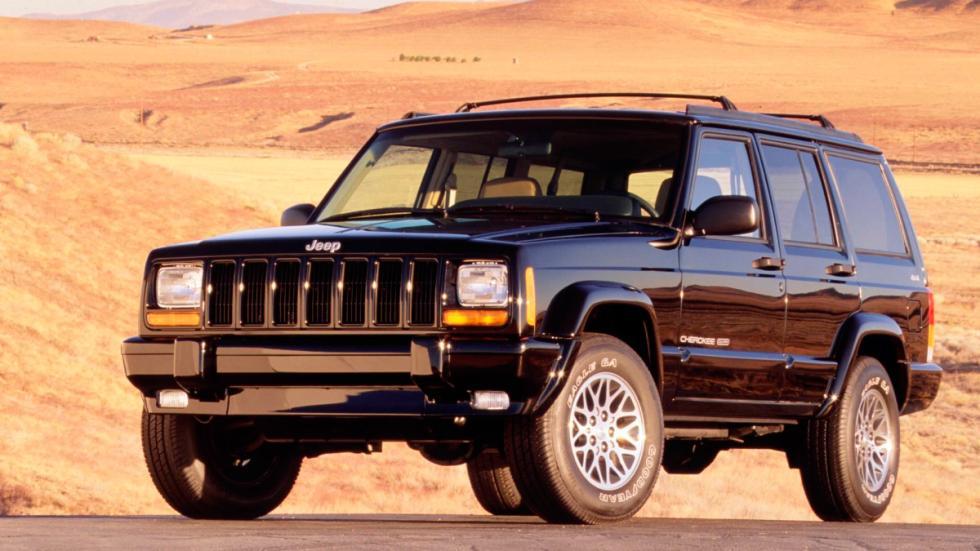 Cuánto cuesta, de segunda mano, un coche de película - Jeep Cherokee JK