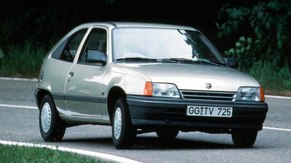 Cuánto cuesta, de segunda mano, un coche de película - Opel Kadett