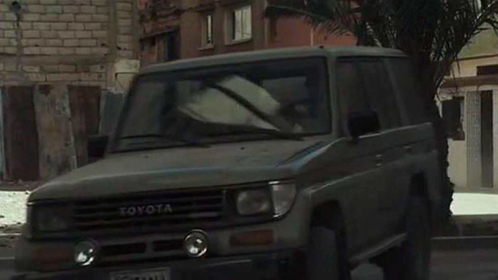 Cuánto cuesta, de segunda mano, un coche de película - ejército