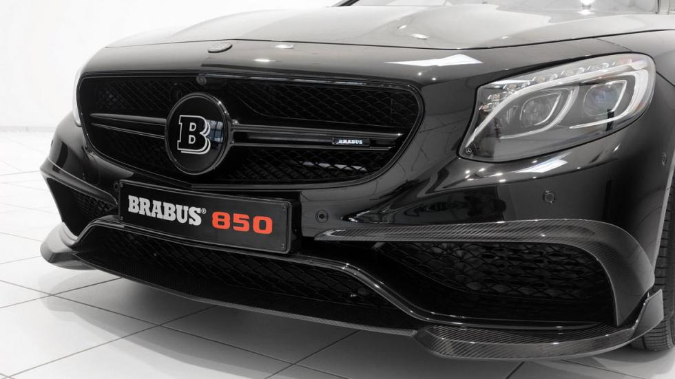 Brabus 850 S 63 AMG Coupe