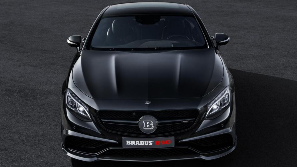 Brabus 850 S 63 AMG Coupe frontal