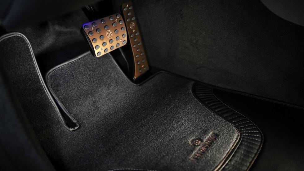 Brabus 850 S 63 AMG Coupe detalle