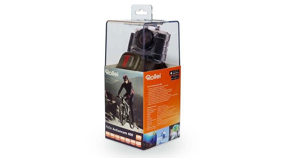 Pack cámara Rollei Actioncam 400