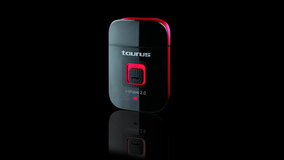 Máquina de afeitar USB Taurus i-Shave