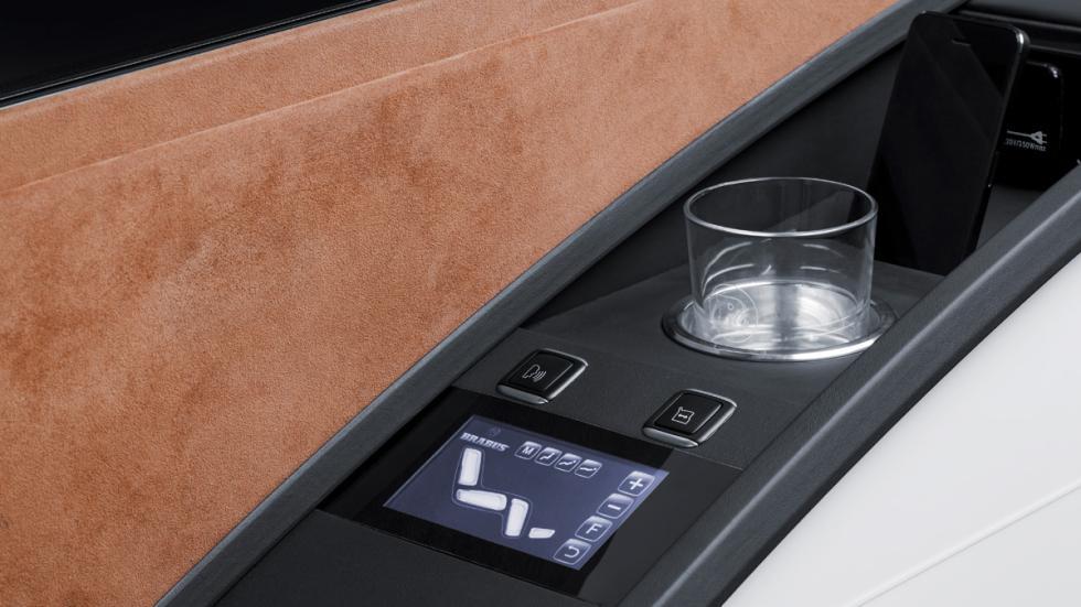 Mercedes Sprinter Limousine Brabus - climatizador y vaso