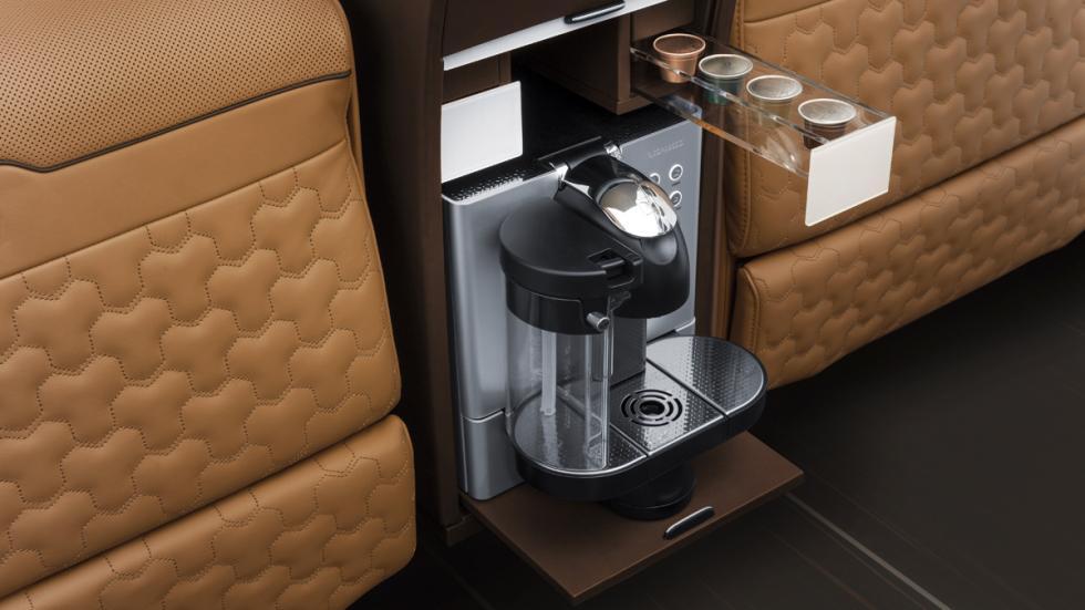 Mercedes Sprinter Limousine Brabus - cafetera