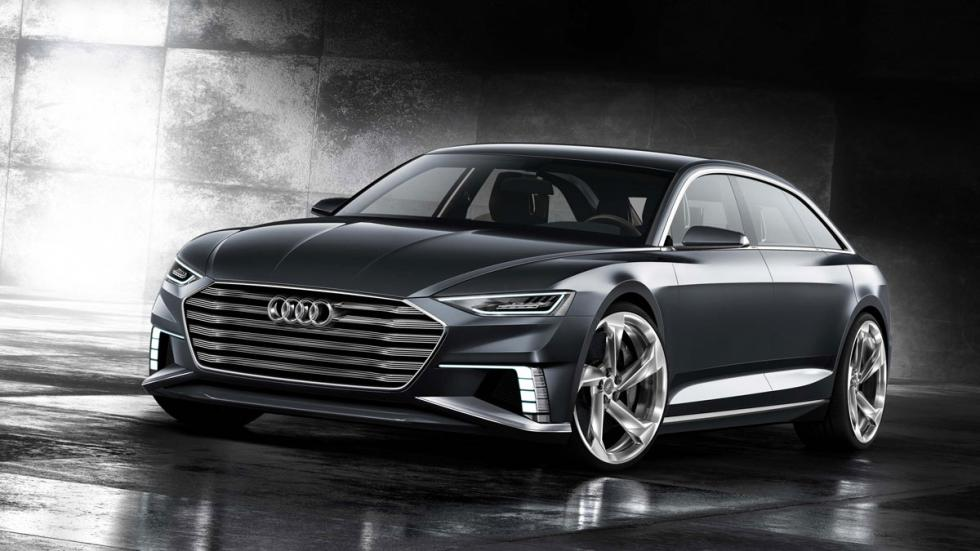 Audi Prologue Avant Concept frontal