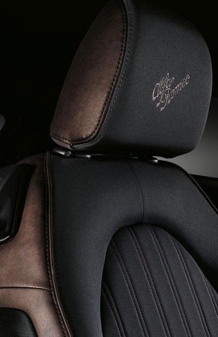 Alfa Romeo MiTo Racer asientos