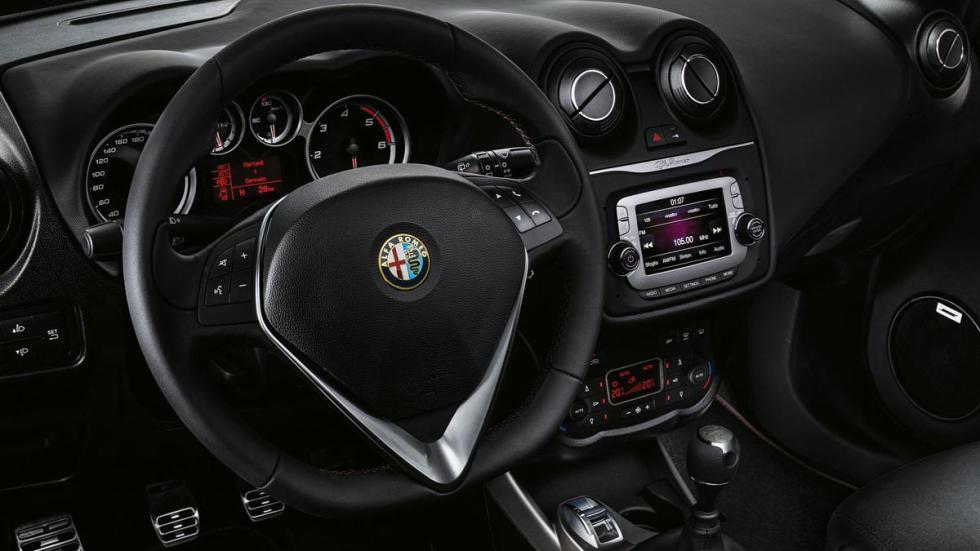 Alfa Romeo MiTo Racer salpicadero