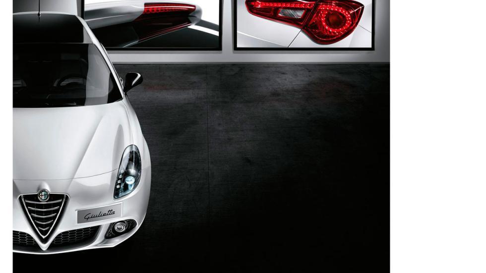 Alfa Romeo Giulietta Collezione frontal