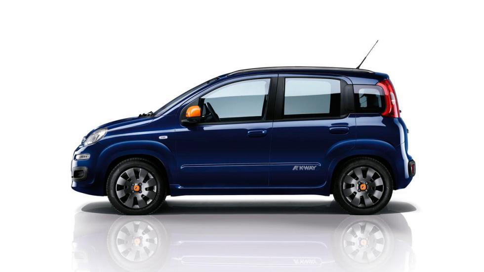 Fiat Panda K-Way perfil
