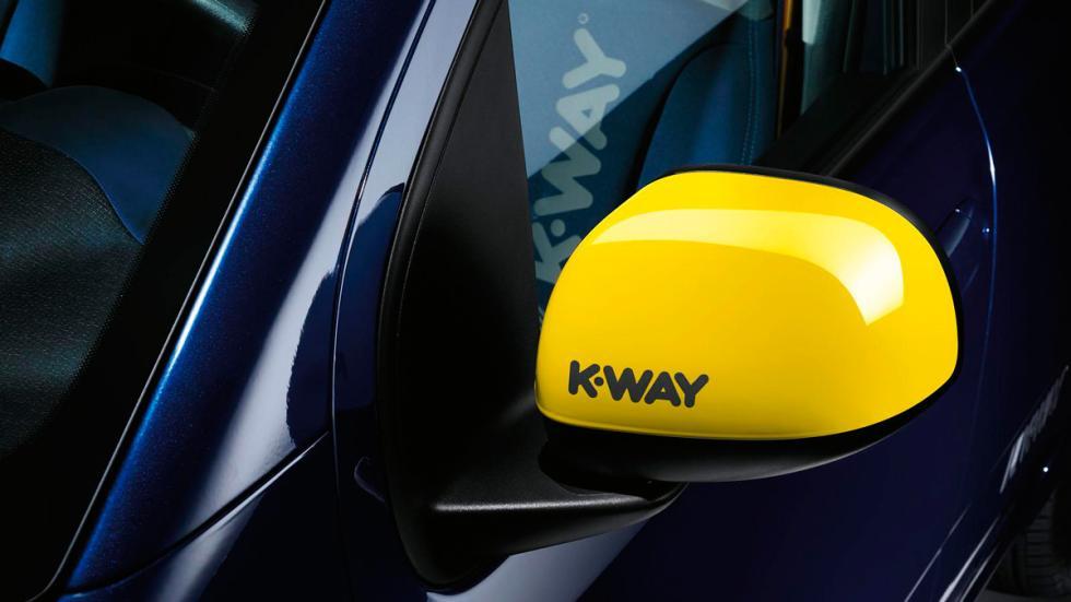 Fiat Panda K-Way retrovisores