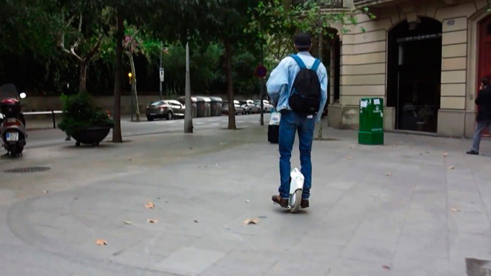 moCycl one - espalda