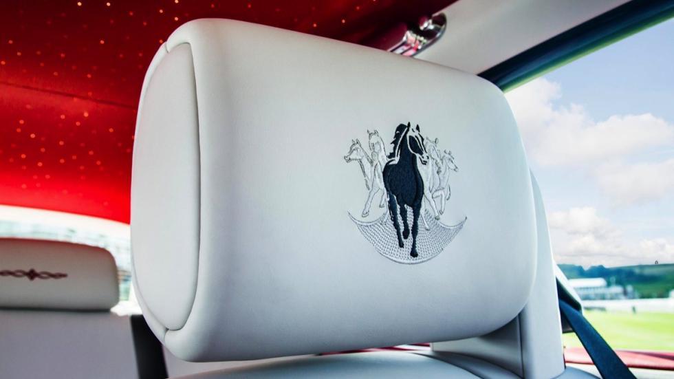Rolls-Royce Phantom Coupé Al-Adiyat bordados