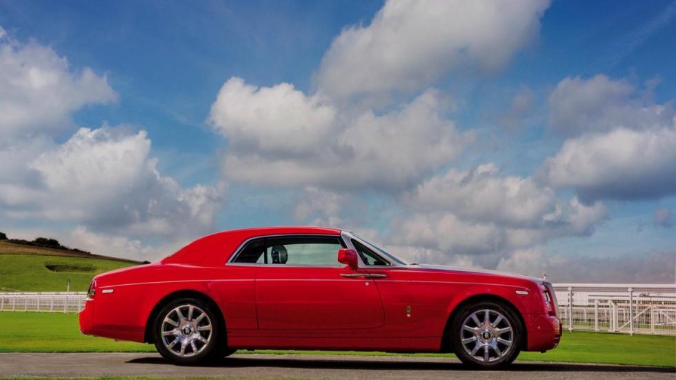 Rolls-Royce Phantom Coupé Al-Adiyat lateral