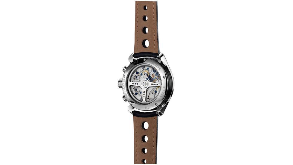 Reloj Bremont Jaguar MKI frontal