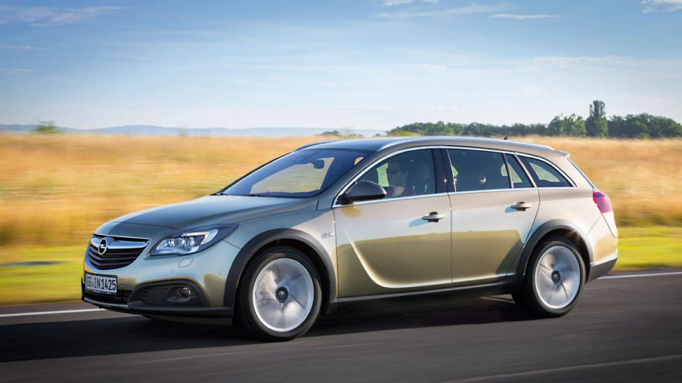 Opel Insignia 2.0 CDTI 170 coutry tourer