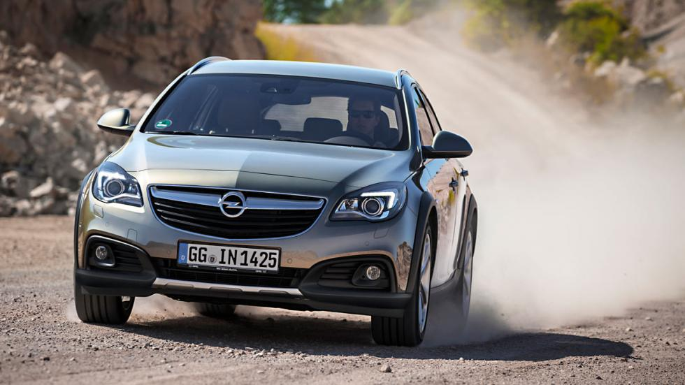 Opel Insignia 2.0 CDTI 170 country tourer