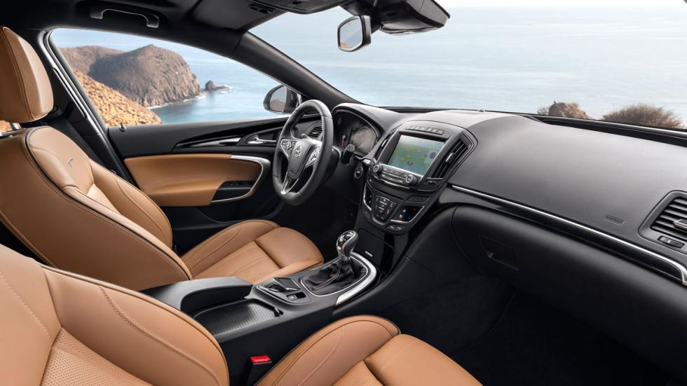 Opel Insignia 2.0 CDTI 170 interior