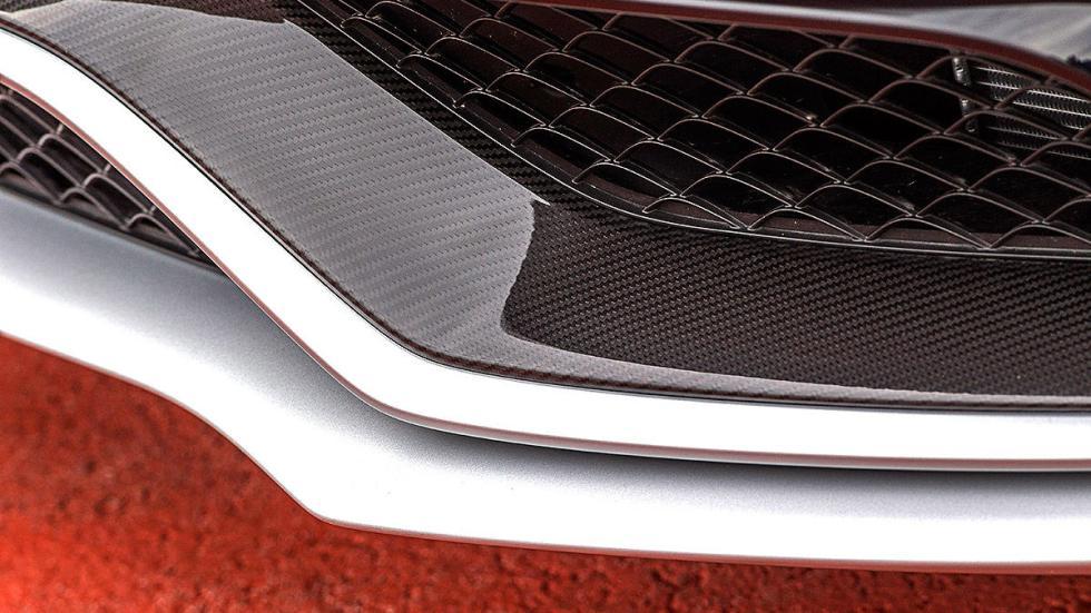 Prueba radical: MercedesAMG  C 63  S faldón