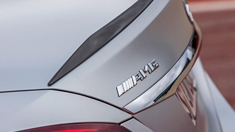Prueba radical: MercedesAMG  C 63  S logo