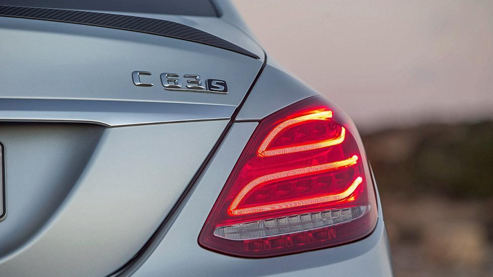 Prueba radical: MercedesAMG  C 63  S piloto