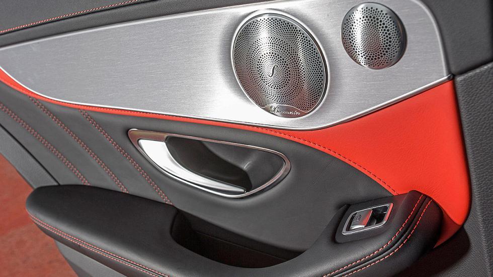 Prueba radical: MercedesAMG  C 63  S puerta