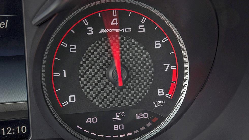 Prueba radical: MercedesAMG  C 63  S revoluciones