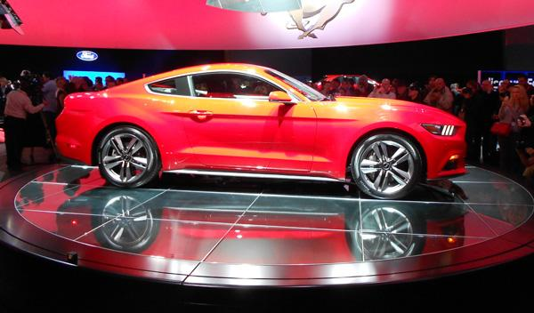ford mustang 2015 barcelona