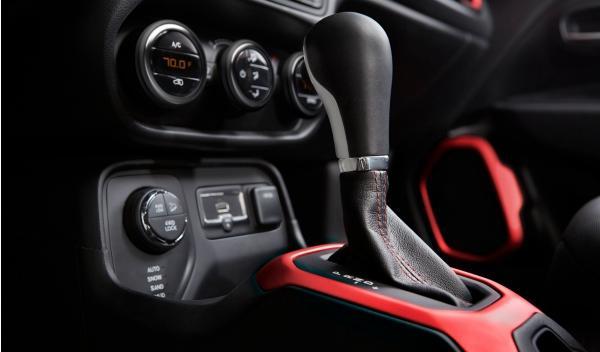 Cambio nueve velocidades del Jeep Renegade