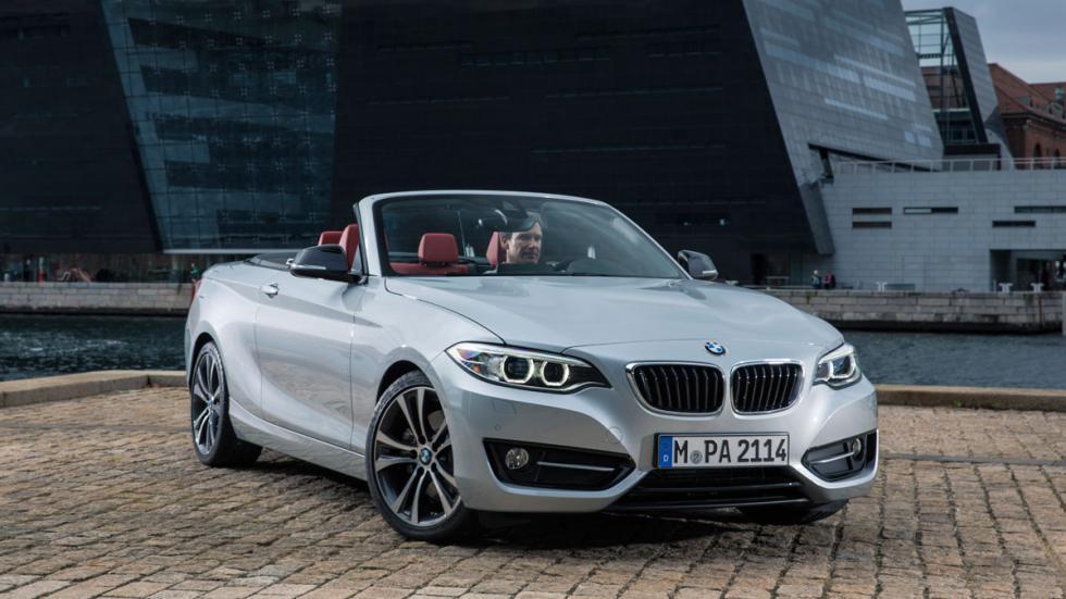 BMW Serie 2 Cabrio frontal